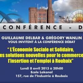 Economie Sociale et Solidaire : des solutions nouvelles pour le commerce, l'insertion et l'emploi