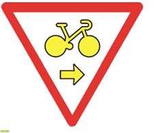 Tourne-à-droite cycliste : c'est l'évidence